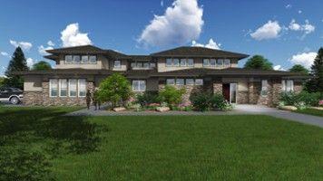 House designs - The Cobbs Creek - Boss Design Ltd. in Edmonton, AB