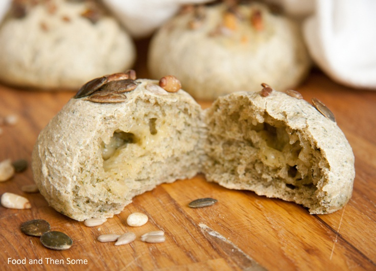 #Stinging #Nettle #Buns #bread
