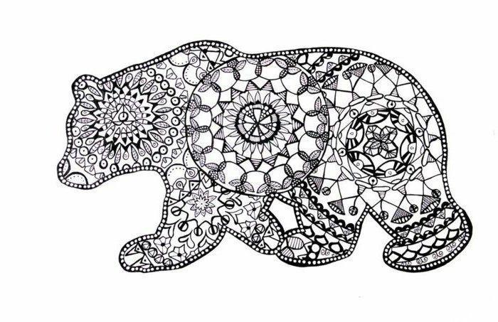 1001 Coole Mandalas Zum Ausdrucken Und Ausmalen Mandalas Zum Ausdrucken Mandala Zum Ausdrucken Bar Zeichnung
