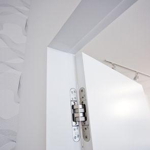 Cube QL deur + kozijn - Bod'or - Residential - Bij Cube zijn deur en kozijn afwerking (qua structuur en kleur) volledig gelijk - onzichtbaar scharnier
