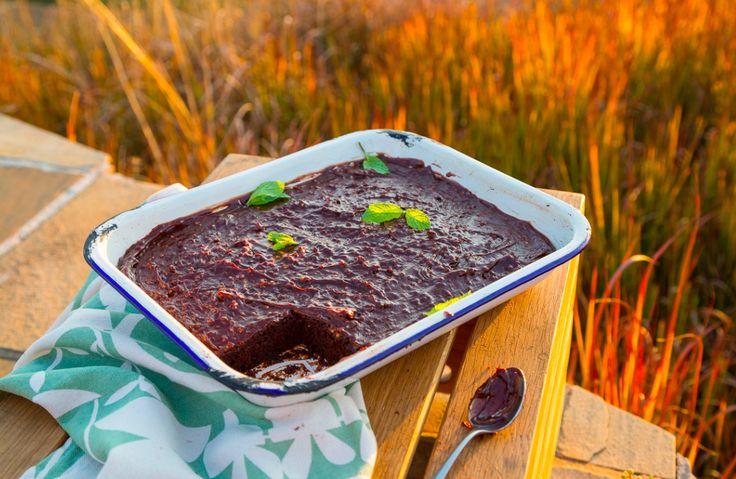 My Favourite Chocolate Tray Bake