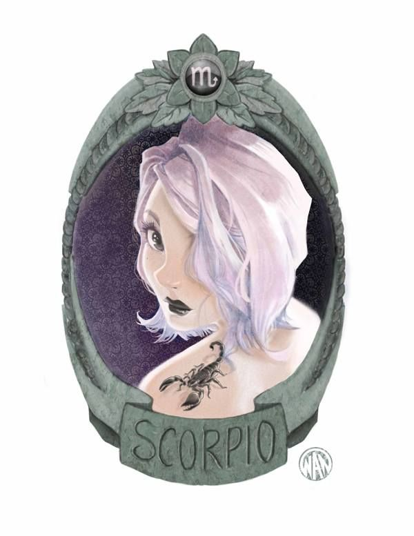 Scorpio by Wandson Rocha transits 5.3.15 - Moon and Rx Asteroid Lilith in Scorpio