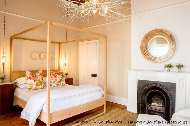 Very neat and spacious accommodation at Hanover Boutique Guesthouse. Hanover Guesthouses.