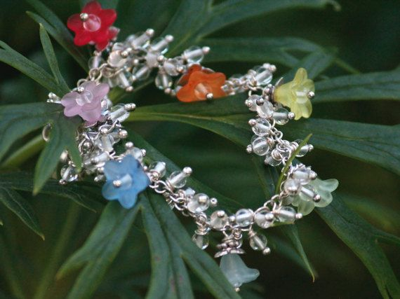 Bracelet * Arc-en-ciel *