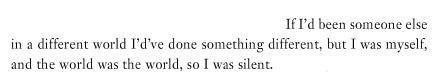 oh, jonathan safran foer... from Extremely Loud and Incredibly Close.