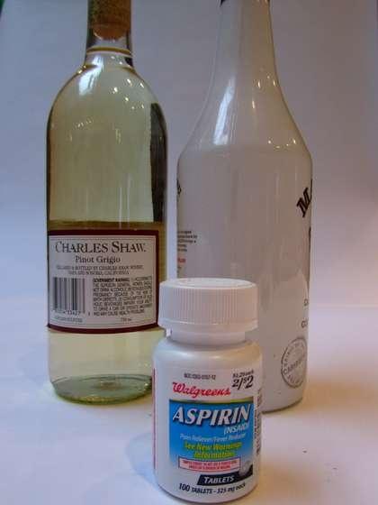 Aspirin and Alcohol - Drugsdb.com