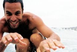 Jack-Johnson- Jack Johnson is an American folk rock singer-songwriter, surfer and musician known for his work in the soft rock and acoustic genres. via weblogs.sun-sentinel.com