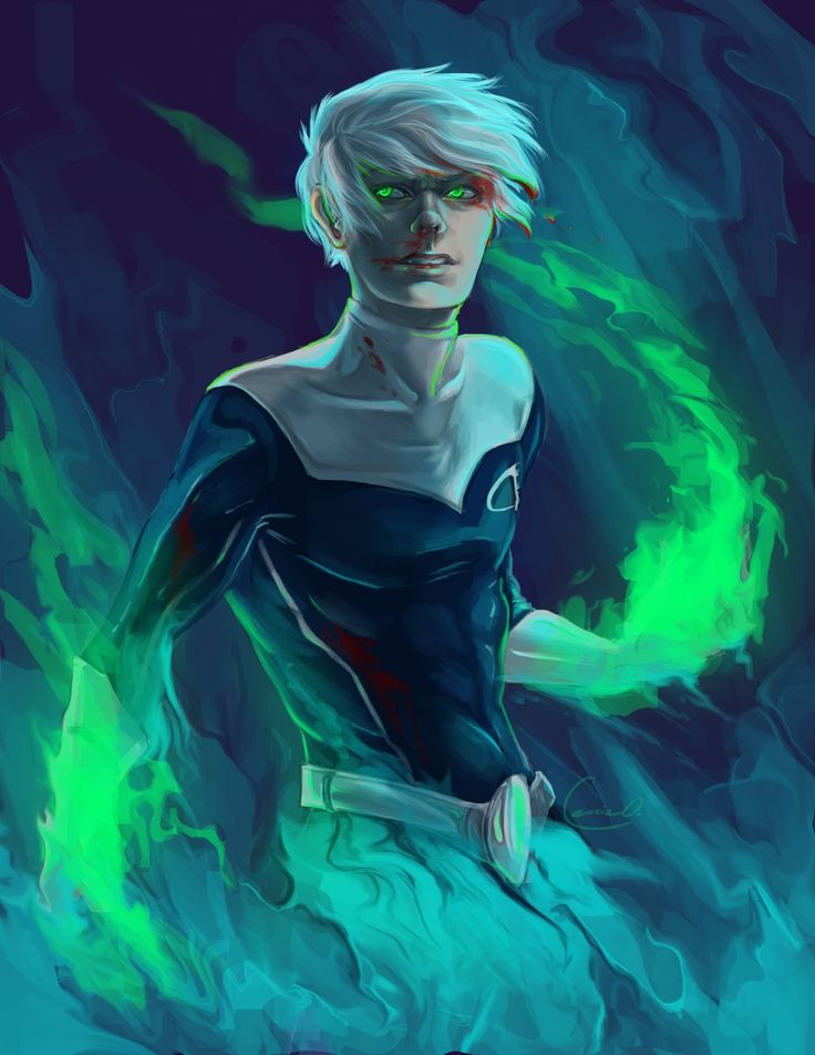 Danny Phantom by ghostbadgers.