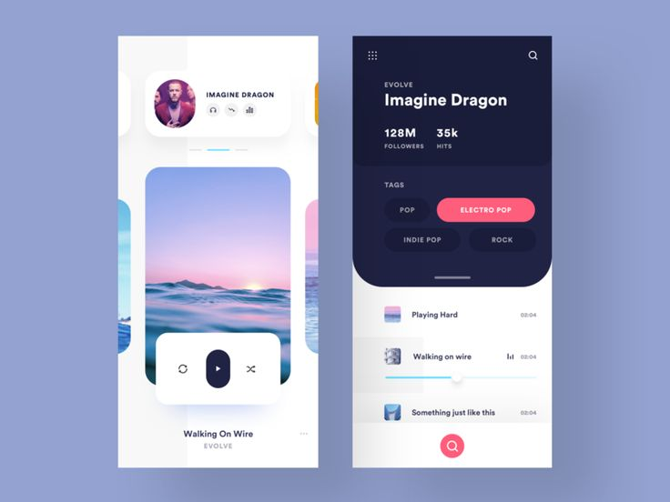 Music Player '19 music music player ios music album music app music