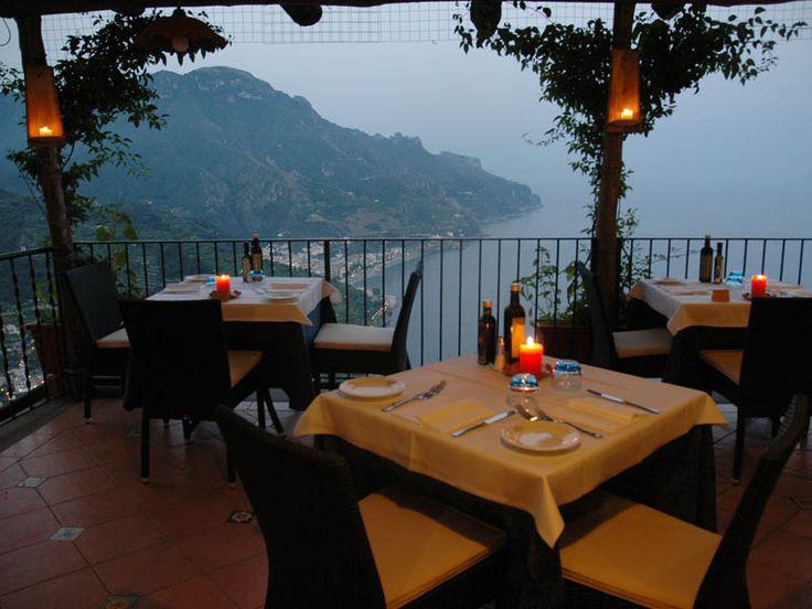 Da Salvatore Restaurant, Ravello Amalfi Coast