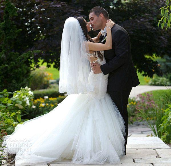 Galia Lahav Wedding Dresses : Real Brides | Wedding Inspirasi