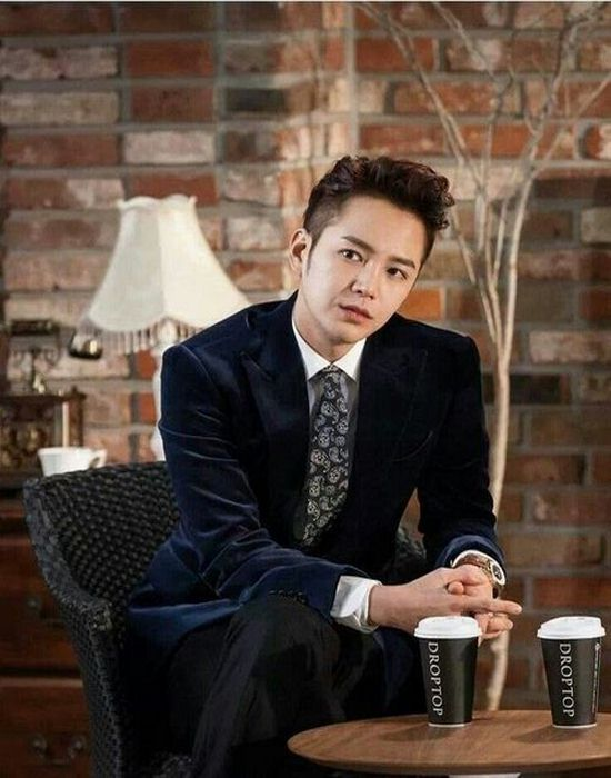 Jang Geun Suk hairstyles for short hair