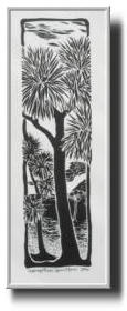 Lino Prints - A selection of wood block and lithograph prints Dawn Mann