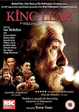 essay on king lear character