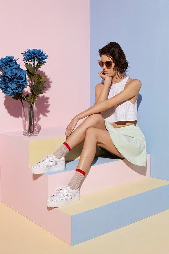 NØ NAME - chaussures pour femmes - CAMPAGNE