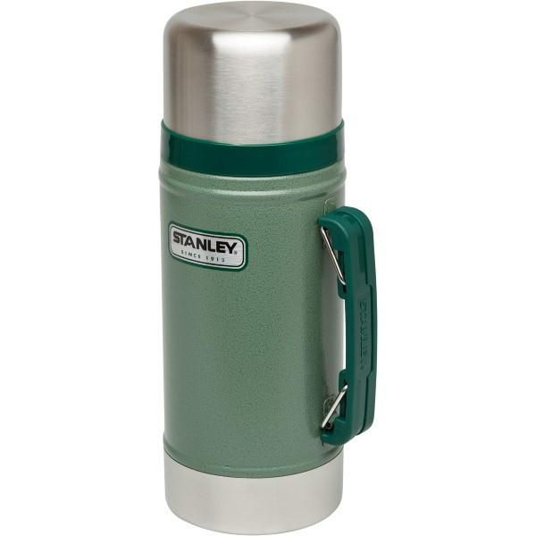STANLEY  |  Classic 709ml Food Flask - Hammertone Green