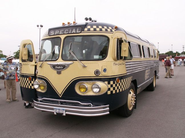 Cars And Trucks For Sale >> restored flxible bus for sale - Google Search | Misc. | Pinterest | Busses, Vintage trucks and Cars