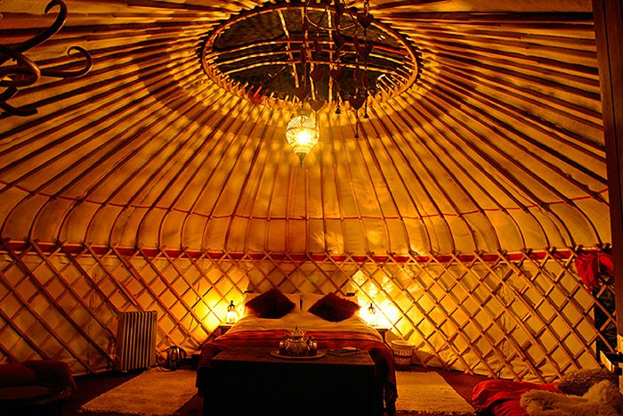 Image detail for -Wasdale Yurt Holidays | Yurts Lake District | Yurt Holiday Cumbria