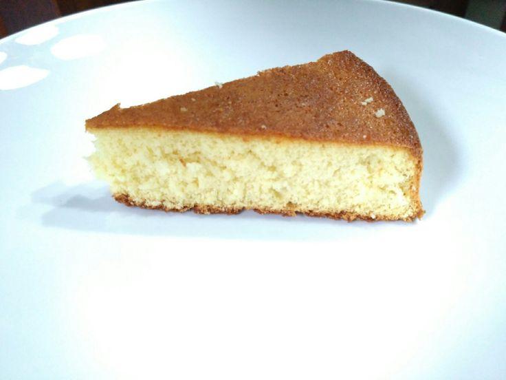 my castella cake.. i made  it... hehehe... this cake taste soo good...