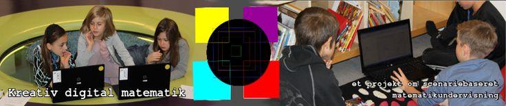 kreativ digital matematik er et udviklingsprojekt på Frederiksberg