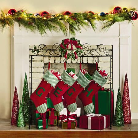 24 best Christmas Stocking Holder Stand images on Pinterest ...