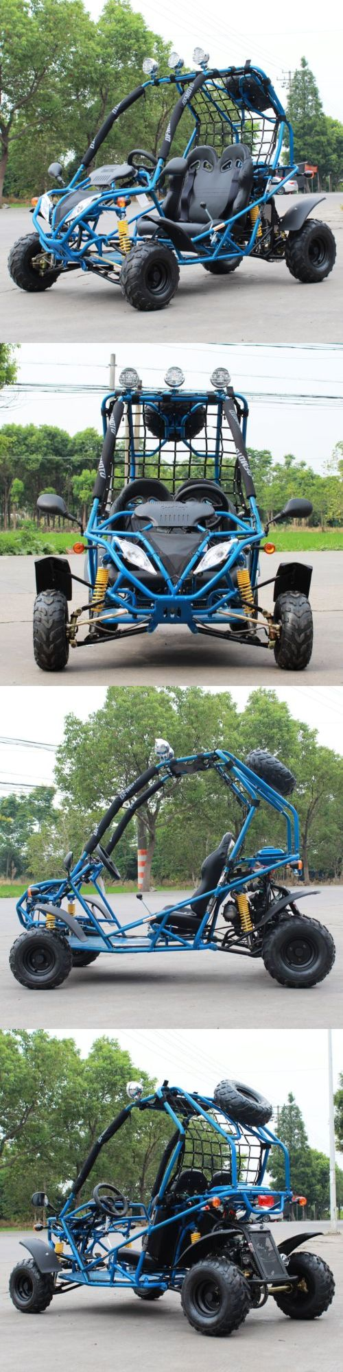 Complete Go-Karts and Frames 64656: New Df-Moto 125Cc Go Kart Blue 125Gka Steel Wheels With Free Spare Wheel -> BUY IT NOW ONLY: $1559.99 on eBay!