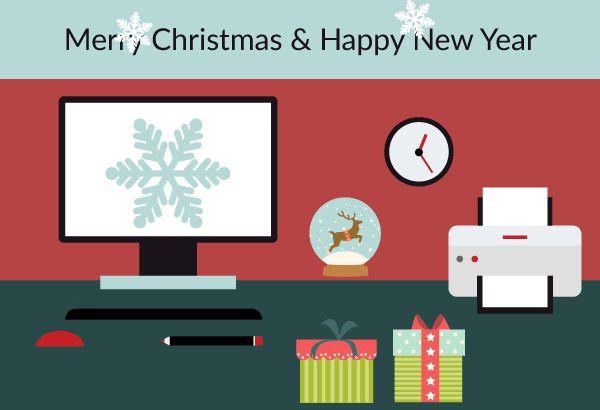 Merry Christmas! Your Christmas Gift from Varro Joanna Design | Logo Design | Branding | Brand Identity Package