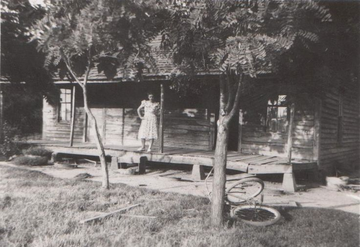 John T. Nickell & Lottie Poplin Nickell home near Wellington and Ezel, Kentucky.