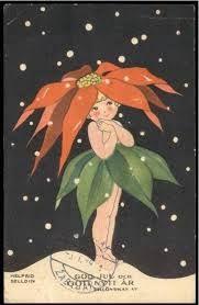 Ponseitta girl by Helfrid Selldin