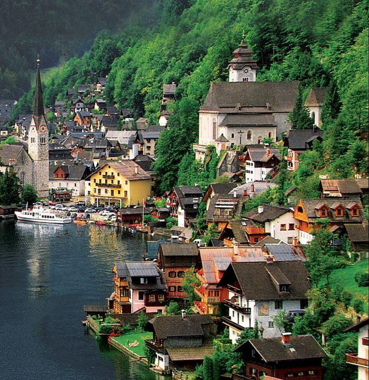 Village Hallstatt | Austria