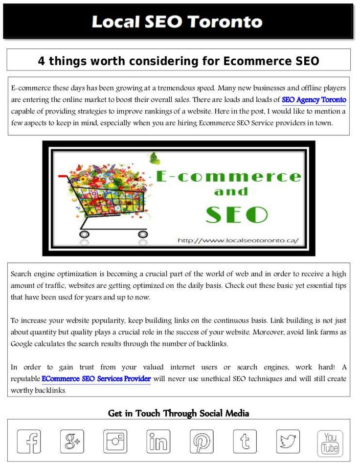 By Choosing our eCommerce SEO Services like Ecommerce SEO, you are eligible for receiving the best possible services and solutions from our space. Get in touch to enhance your existing business.