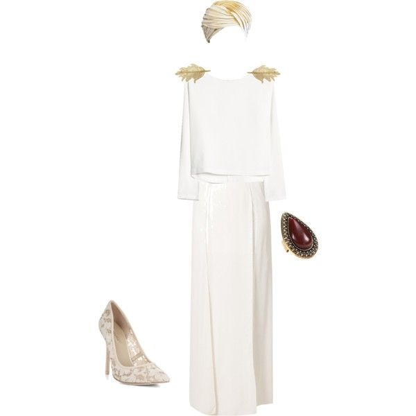 By anitatxu. A fashion look from February 2015 featuring MANGO blouses, Wondaland skirts and BCBGMAXAZRIA pumps. Browse and shop related looks.