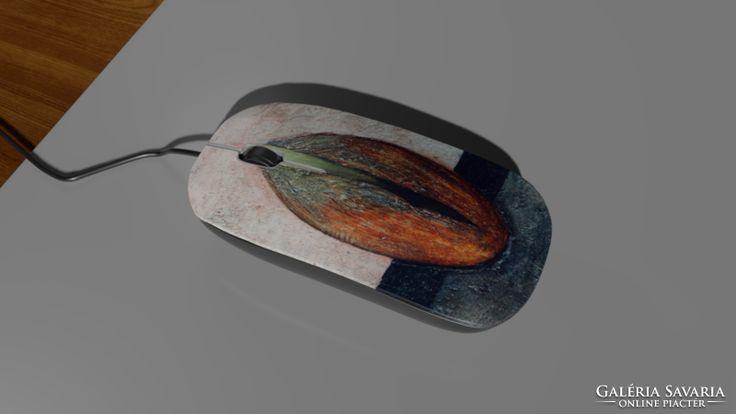 Computer mouse,mice - festménnyel számítógépes egér 14.