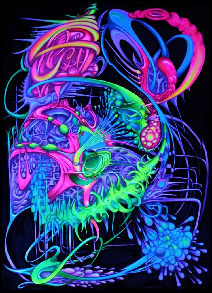 Neon Trippy Pictures | www.imgkid.com - The Image Kid Has It!