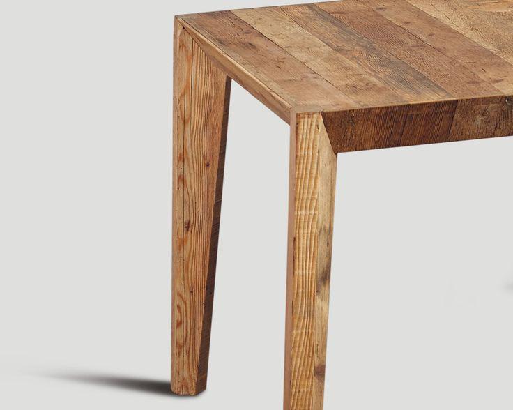 Oltre 25 fantastiche idee su tavoli da pranzo in legno su for Tavoli estensibili in legno