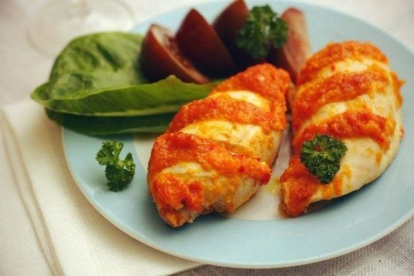 Курица пири-пири | Про рецептики - лучшие кулинарные рецепты для Вас!