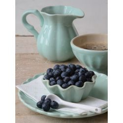 Ib Laursen Cup Cake Bowl - Mynte Mint Green