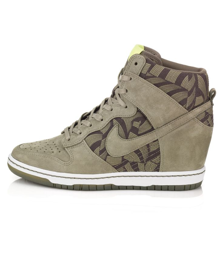 Khaki Dunk Sky High Lotus Jazz Liberty Print Trainers, Nike. Shop more Liberty print Nike trainers from the Nike collection online at Liberty.co.uk