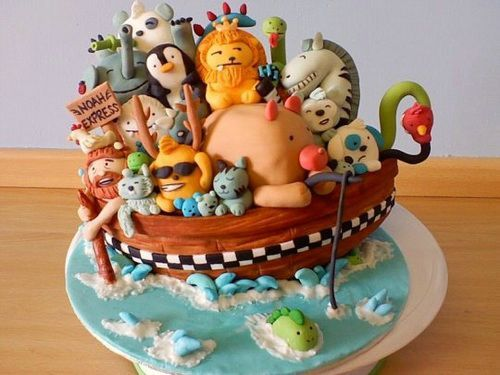 Coolest kid birthday cake ideas