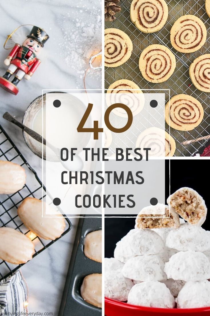 Best Christmas Cookies For 2020 40 Best Christmas Cookies in 2020 | Best christmas cookies, Hot