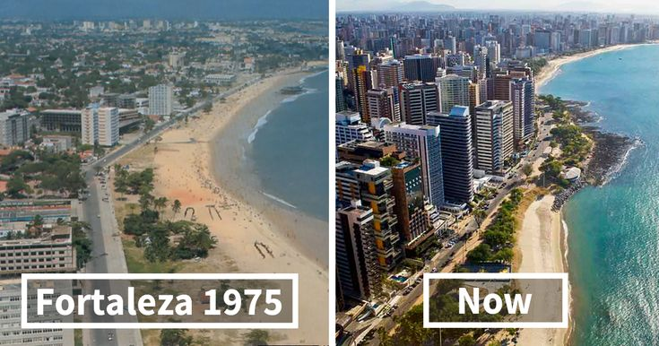 15+ Before-And-After Pics Showing How Famous Cities Changed Over Time   Bored Panda