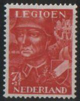 1st November 1942. Designed by W.Nijs.
