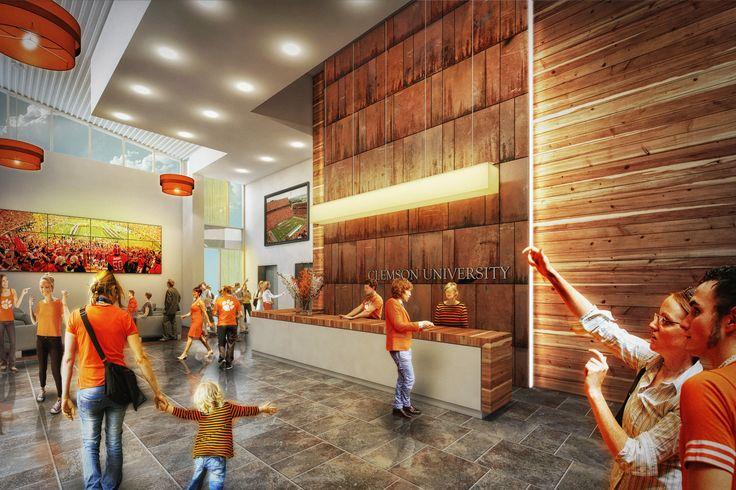 Clemson memorial stadium renovations renovations
