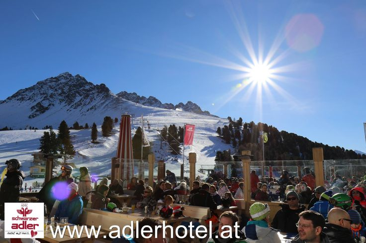Restaurants im Skigebiet Nauders