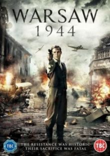 WARSAW 1944 (15) 2014 POLAND KOMASA, JAN £19.99 Set in WWII young soldier Stefan (Józef Pawlowski) joins the Warsaw Uprising to take back the city from its Nazi occupiers. However the Polish resist…
