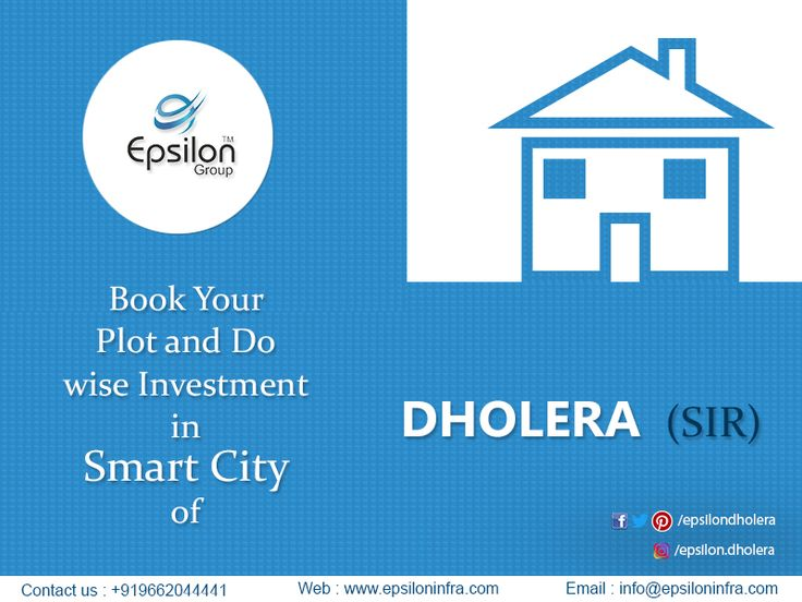 investment for future .. think from now .. contact us on http://www.epsiloninfra.com/