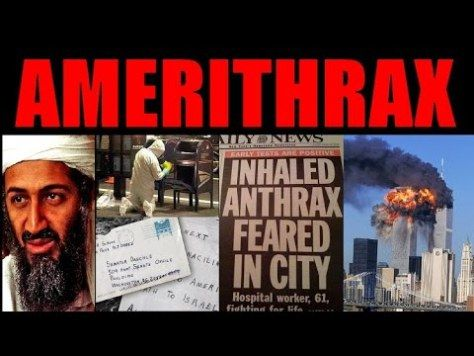 Who was really behind the post 9-11 anthrax attacks?