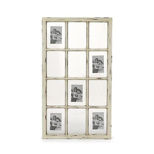 Germaine - Cadres, Albums-Affiches, Déco murale Cadre photo multivues crème 105x60cm