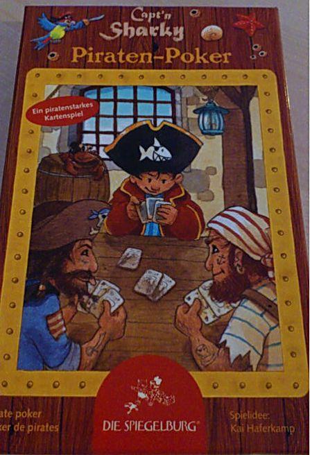 Capt N Sharky Piraten Poker Pirate Games Board Games