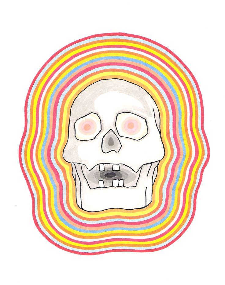 Skull, Lars Overballe, 2016
